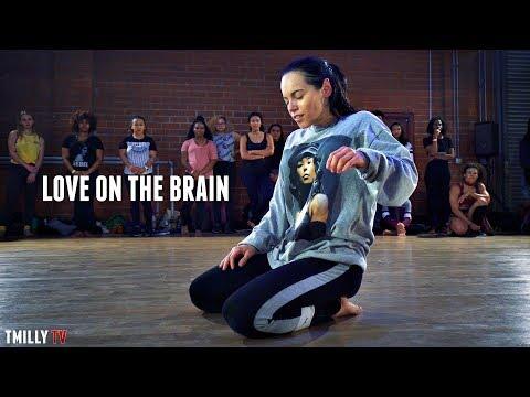 "Jojo Gomez dances ""Love On The Brain"" Galen Hooks Choreography - #TMillyTV"