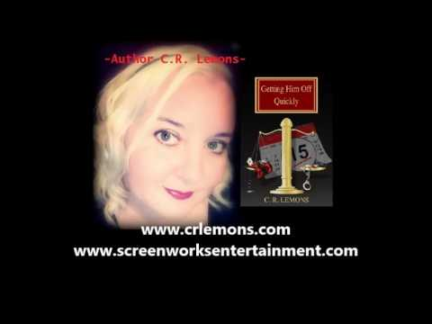 Author CR Lemons Interview-The Midnight Hour Radio Show 09-24-16