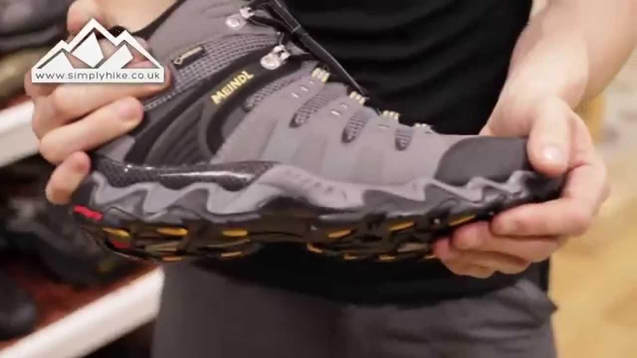 Meindl Mens Respond Mid GTX Hiking Boot