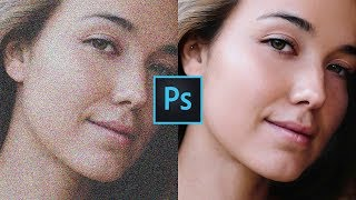 How to Reduce Noise in Photoshop | Remove Grains From Photos | Noise Reduction