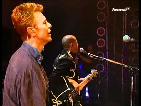 David Bowie - Under Pressure (Live).mp4