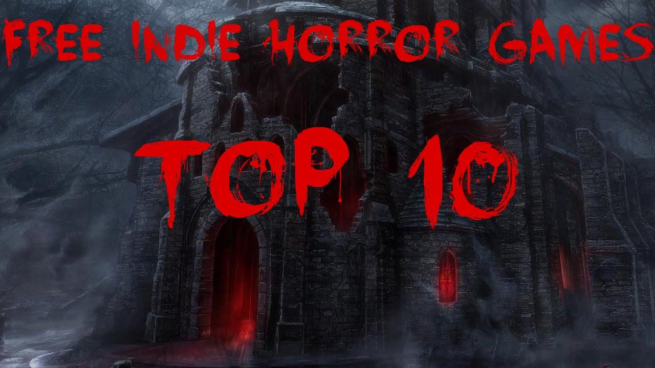 Best Free Horror Games