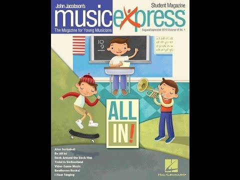 Music Express Online Tour