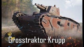 Grosstraktor Krupp - Dziwna zabawka 172(G)