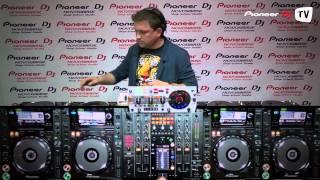 DJ Korolevsky (Barnaul) (TechHouse) ► Guest Video-Mix @ Pioneer DJ TV