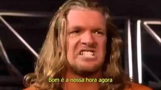 WWE Triple H Old Theme Song - Legendado em Português (PT-BR) - My Time