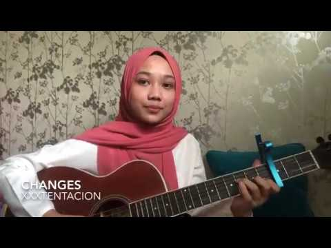 Changes - xxxtentacion (cover)