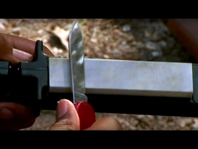 How to Sharpen a Pocketknife – Boys' Life magazine
