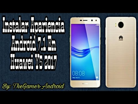 Huawei Y5 (2017) Android Nougat Videos - Waoweo
