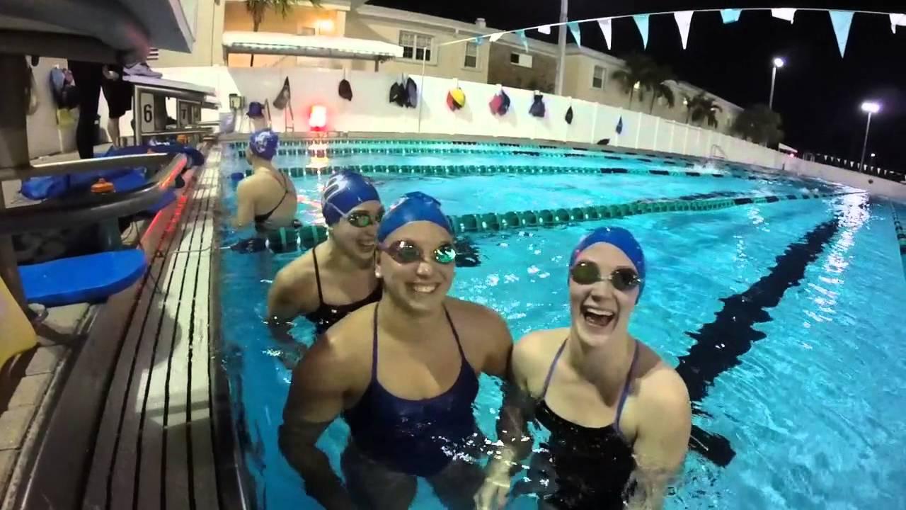 University At Buffalo Swim Dive Training Trip 2016 Youtube