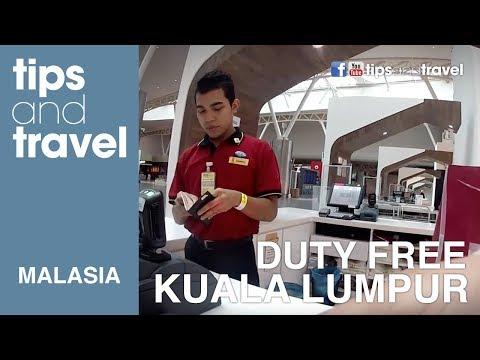 Duty Free en Kuala Lumpur!! tiendas!!