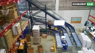 видео: Конвейеры для мезонина