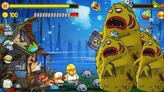 Swamp Attack - Gameplay Walkthrough Part 7 - The Walking Barrel (ios, Android) screenshot 4