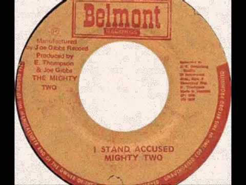 Gregory Isaacs Babylon Too Rough DUB (I Stand Accused) Ruff Cut ~ Dubwise Selecta