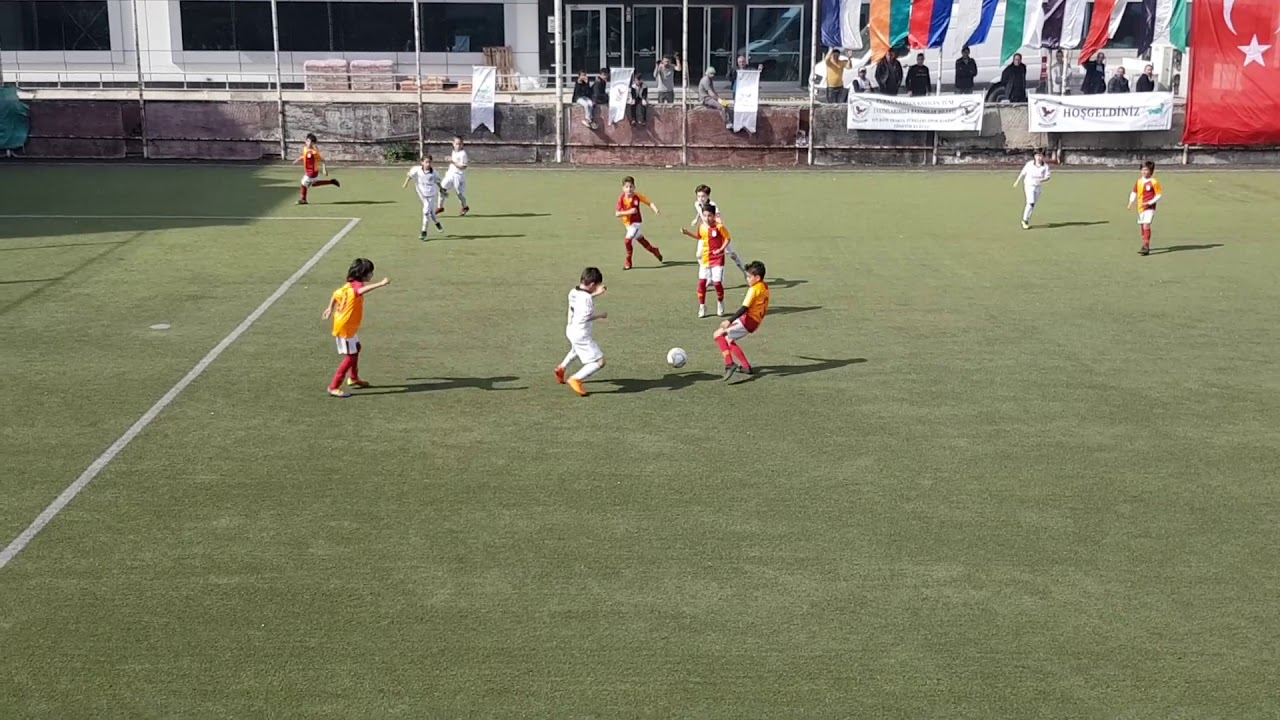BJK Yenibosna Futbol Okulu 3 - 5 BJK Beylikdüzü Futbol Okulu