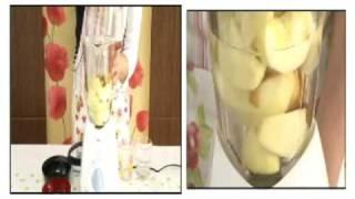 감자 사과주스 요리방법