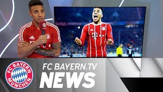 FC Bayern beat Paris Saint-Germain – Interview with Tolisso