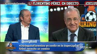 😱 EXCLUSIVA MUNDIAL | FLORENTINO PÉREZ y el futuro de VINICIUS | El Chiringuito