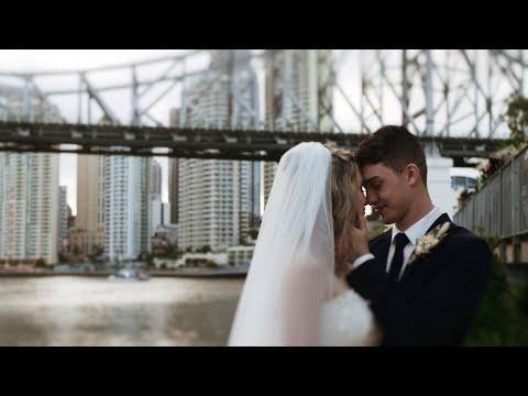 Zani and Zac // Beautiful Brisbane Wedding