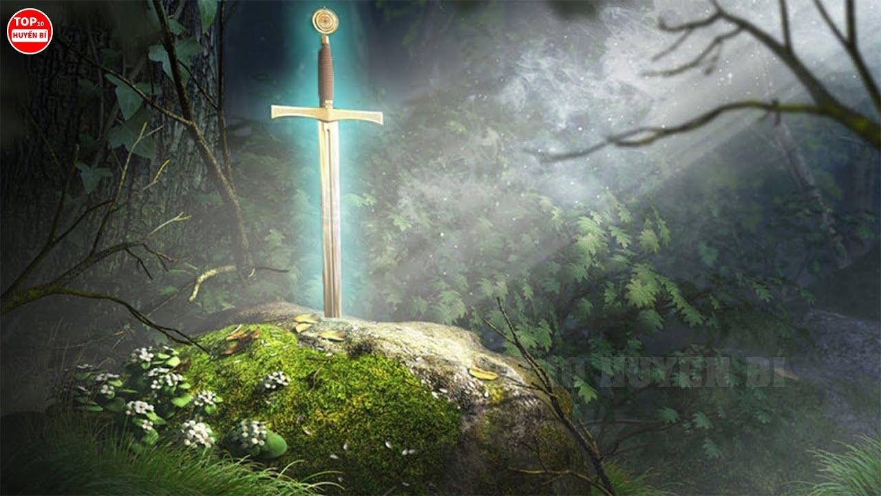 10 Vũ Khí Tối Thượng Uy Quyền Và Đỉnh Cao Nhất Trong Thần Thoại | Top 10 Huyền Bí