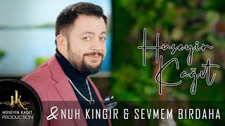 Nuh Kingir & Hüseyin Kağıt - Sevmem Bir Daha- Düet Official Video Klip