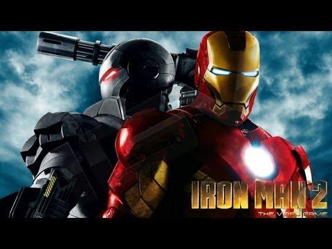 Iron Man 2 - IPhone Gameplay Video