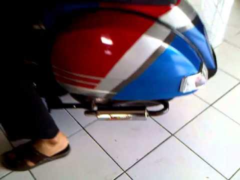 Alamat Vespa Jakarta