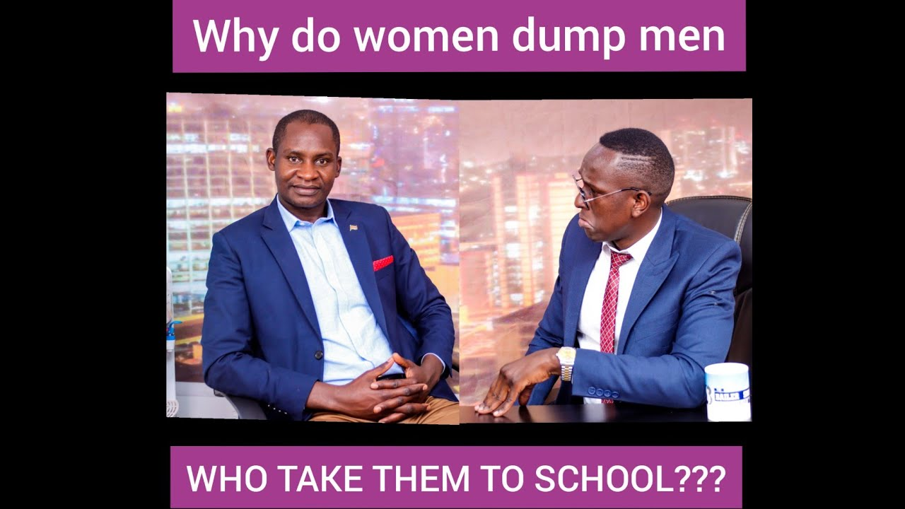 Why do women Dump Men who take them to school?---YY comedian and Kelly inspiration