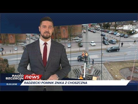 RADIO SZCZECIN NEWS - 15.03.2018