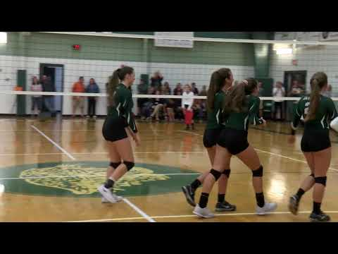 Trenton at Allen Park | Volleyball | STATE CHAMPS! Michigan