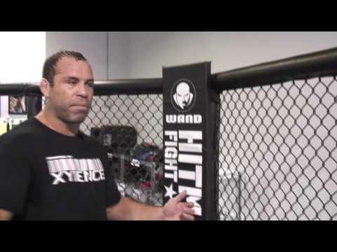 Wanderlei Silva talks about his next fight against Yoshihiro Akiyama UFC 111 Australia + training