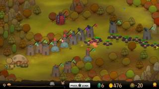[PC]PixelJunk Monsters Ultimate - Tower collector