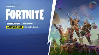 Fortnite when it comes out saves the world for free?