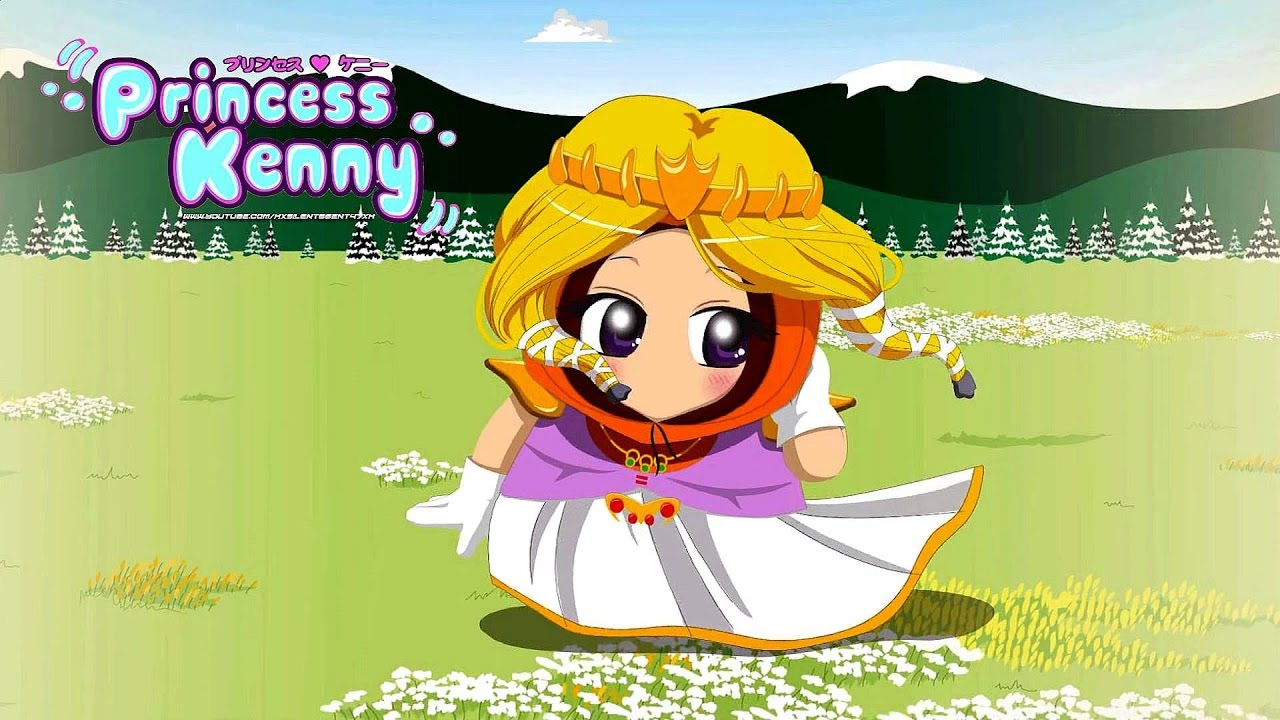 Princess kenny south park stick of truth english japanese lyrics youtube - Pics of kenny from south park ...