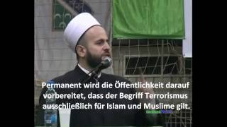 Muftija Muamer Zukorlic über Terror und Islam (deutsch)