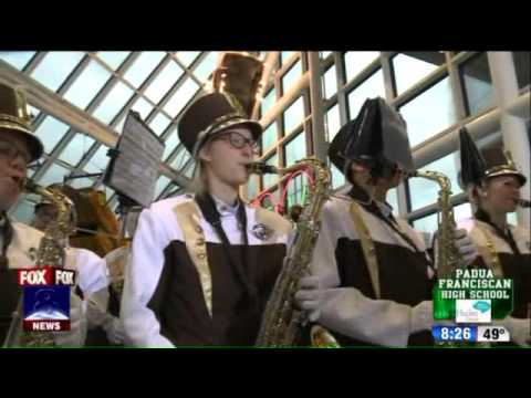 Padua Franciscan High School Marching Band