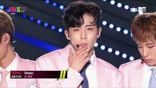 170909 A-JAX (에이젝스) - ROMEO (로미오) @ 2017 INK Incheon K-POP Concert