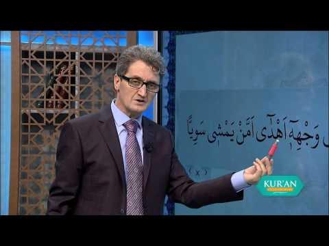 Kur'an Öğreniyorum 49.Bölüm - Mülk Suresi (20-26)