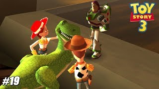 Toy Story 3: The Video Game - PSP Playthrough Gameplay 1080p (PPSSPP) PART 19