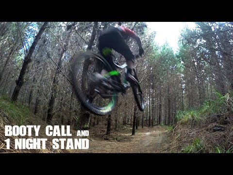 Woodhill MTB Park - Booty Call & 1 Night Stand   [Ep#2]