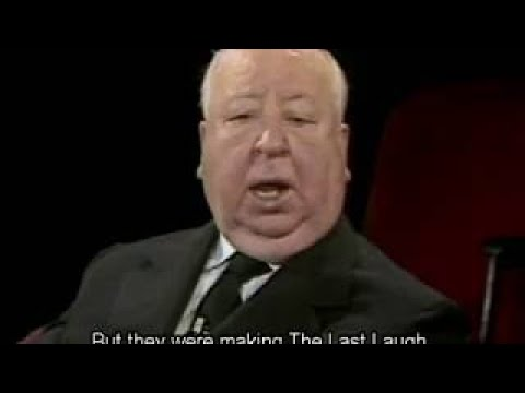Masters of cinema ALFRED HITCHCOCK Interview With Subtitles