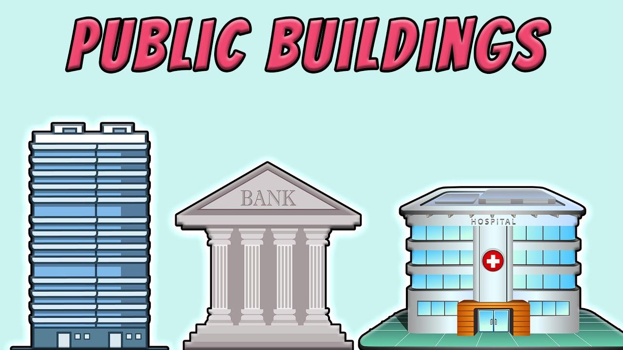 7. SINIF İNGİLİZCE 8. ÜNİTE KONU ANLATIMI VE KELİMELERİ | PUBLIC BUILDINGS