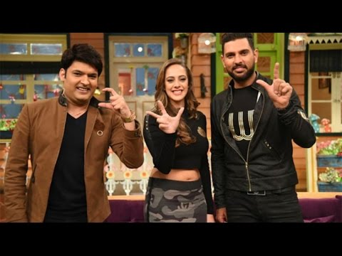 Yuvraj Singh & Hazel Keech Reveal Their Wedding Plans on The Kapil Sharma Show