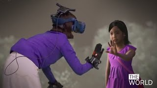 Mother 'reunited' with deceased daughter in virtual reality | The World