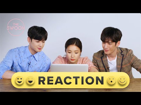 Cast of Rookie Historian Goo Hae-ryung reacts to Episode 1-2 highlights [ENG SUB]