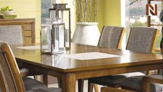 Toluca Lake Dining Leg Table C4006-03 By Fairmont Designs