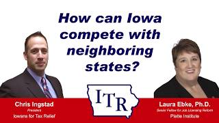 How Can Iowa Compete with Neighboring States?