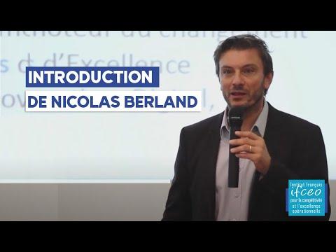 IFCEO- Introduction N. Berland -Dauphine & F. Durnez -Président