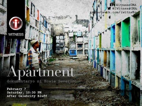 "Thumbnail: I-Witness: ""Apartment"", dokumentaryo ni Howie Severino (full"