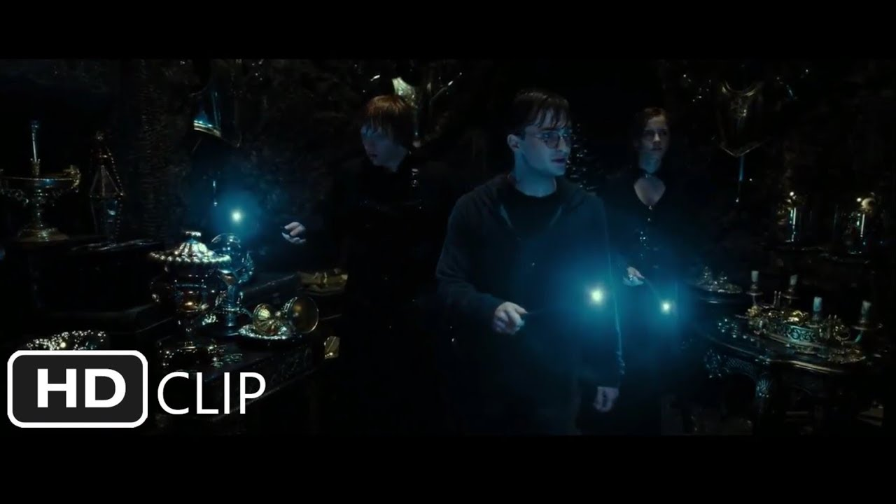 Download Breaking Into Gringotts (Part 2)   Harry Potter and the Deathly Hallows Part 2